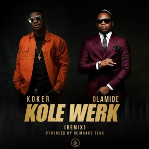 koker olamide kole werk instrumental freebeat download