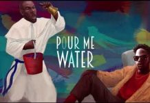 mr eazi pour me water instrumental beat