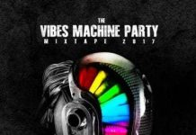dj consequence 2018 mix the vibes machine