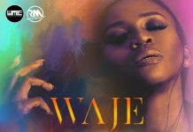 Waje in the air instrumental