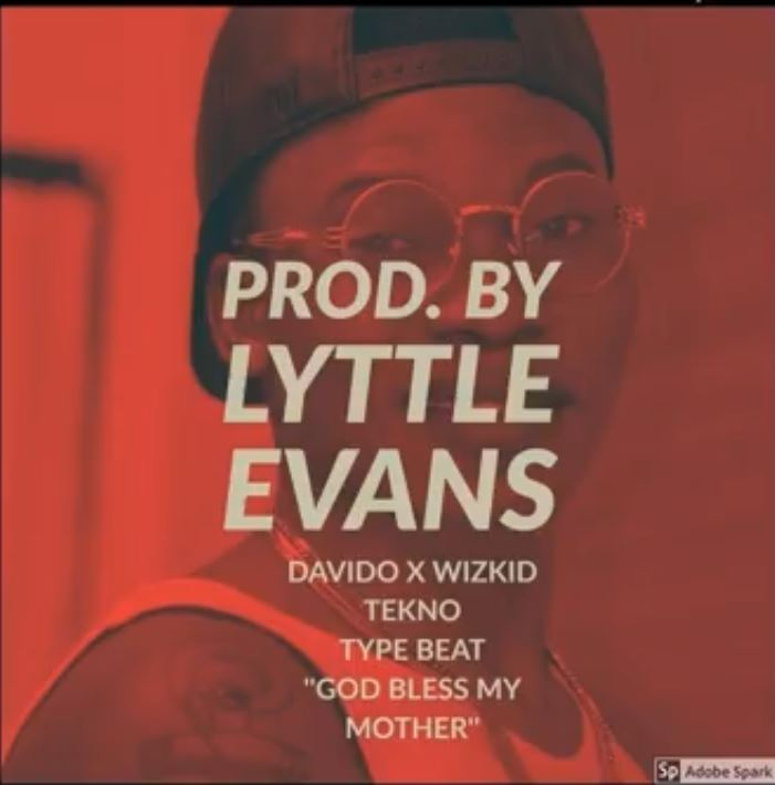 Download Freebeat: God bless my mother - Davido Type (Beat