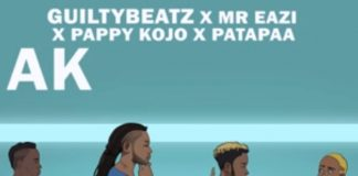 mr eazi akwaaba pappy kojo and patapaa
