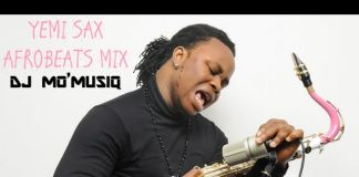 yemi sax mixtape