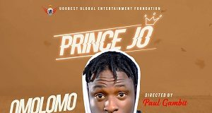 prince jo omolomo music competition