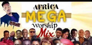 africa mega worship mix