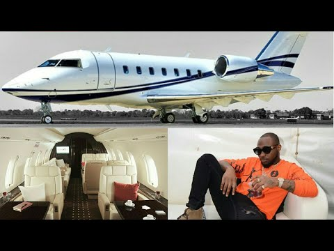 10 Things You Dont Know About Davido's New Private Jet Worth #9 7