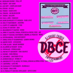 dj bright chimex may 2018 mix