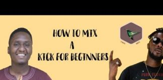how to mix a kick for beginners fl studio tutorial series