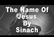 sinach the name of jesus instrumental