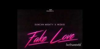 wizkid fake love ft duncan mighty