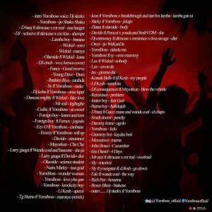 Dj Mixtape: BMW & Dj Sleekx - Ijo Shaku Shaku Mix