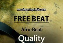 Afrobeat rap instrumental bazestop