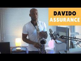davido assurance sax version