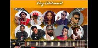 latest Dj Blaze mixtape 2018 Naija artistes music and songs