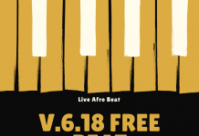 live afro pop beat by portrezy