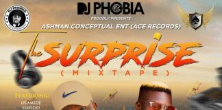 Dj phobia surprise Naija mix