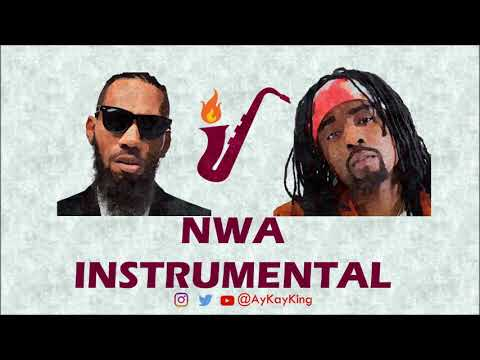 DanceHall Instrumental: Phyno Ft Wale, Olamide - N W A (Saxophone