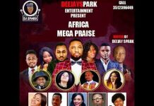 african christian worship gospel mix vol 1