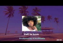afrobeat instrumental fall in love
