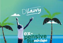 Dj Lawy xpensive mixtape