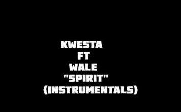Kwesta ft Wale Spirit Instrumental