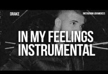 drake in my feelings instrumental