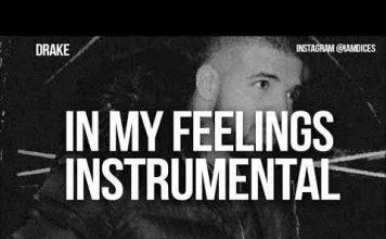 drake in my feelings instrumental