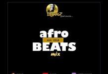 latest afrobeat mix september 2018