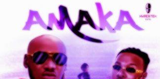 2baba ft Peruzzi Amaka instrumental remake