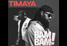 Timaya ft Olamide Bam Bam Instrumental