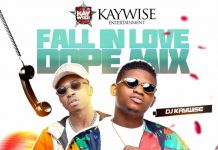 Latest mixtape by dj kaywise 2018