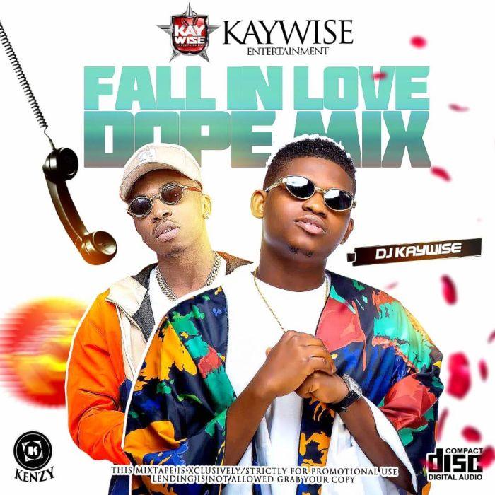 Naija Mixtape: Fall In Love (Mix By Dj Kaywise) - October 2018