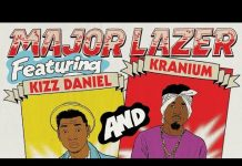 Major lazer loyalty ft kizz Daniel Kranium Instrumental