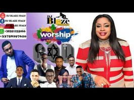 African mega worship mixtape 2018