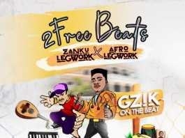 Zanku afro legwork type beat 2019 (Custom)