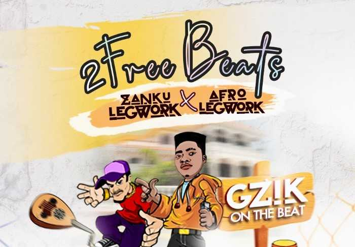 Zanku afro legwork type beat 2019 (Custom)