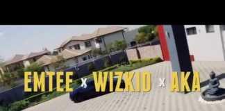 emtee roll up instrumental ft wizkid aka