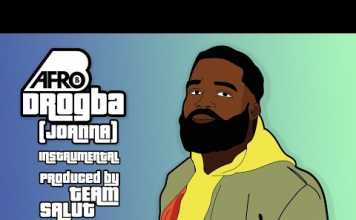 Afro B Drogba Joanna Instrumental