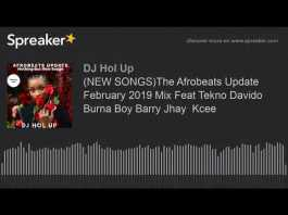 Latest Naija Dj Mix feb 2019