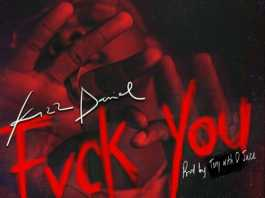 Kizz Daniel Fvck You (instrumental Remake) Prod. By Tony With D Juice