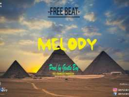 melody Free Beats By Dj Gentle
