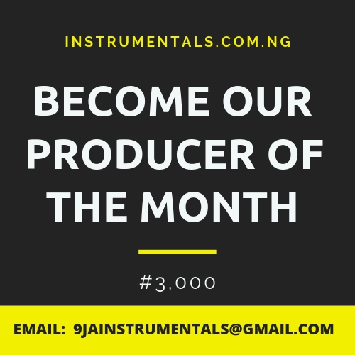 Become Our Producer Of The Month
