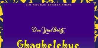GBAGBELEBUEE Free Beat Download
