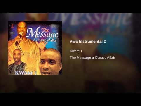 Download Instrumental: Kwam 1 - Awade (Nigeria Classical