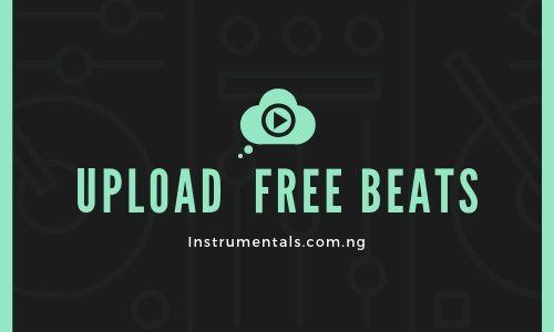Upload Free Beats