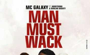 Mc Galaxy Man Must Wack Instrumental