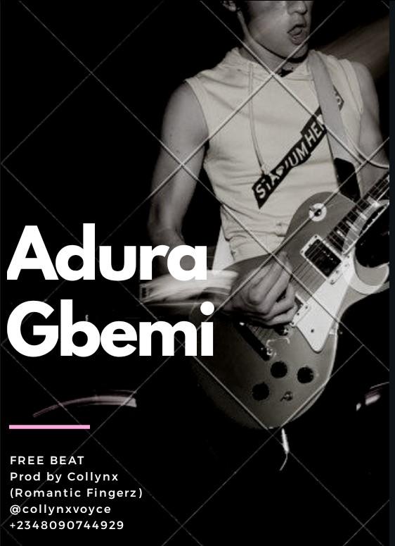 Gospel Highlife Freebeat: Adura Gbemi (Beat By Collynx