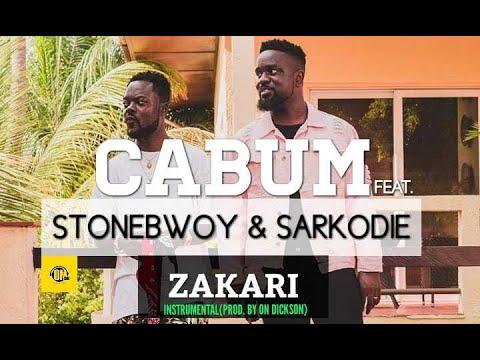 Cabum Feat. Stonebwoy & Sarkodie - Zakari Instrumental