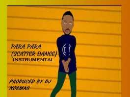 Dance Afrobeat Instrumental Beat