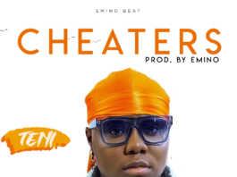 Teni Cheaters Instrumental